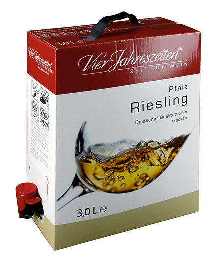 Bag-In-Box Riesling